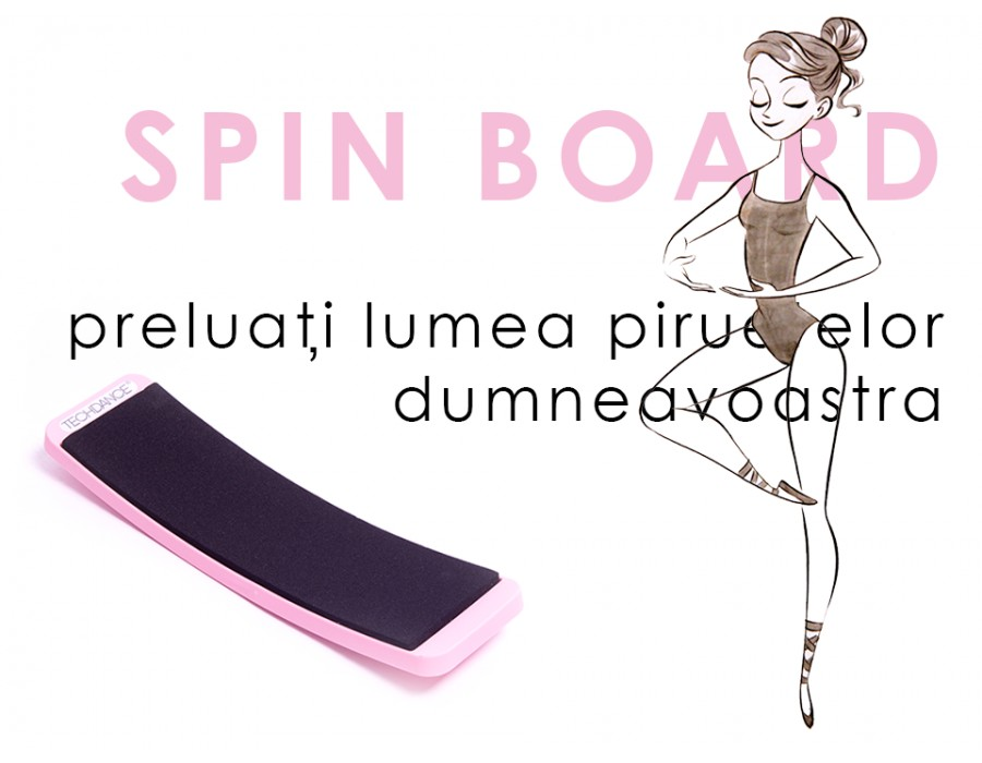 Spin board