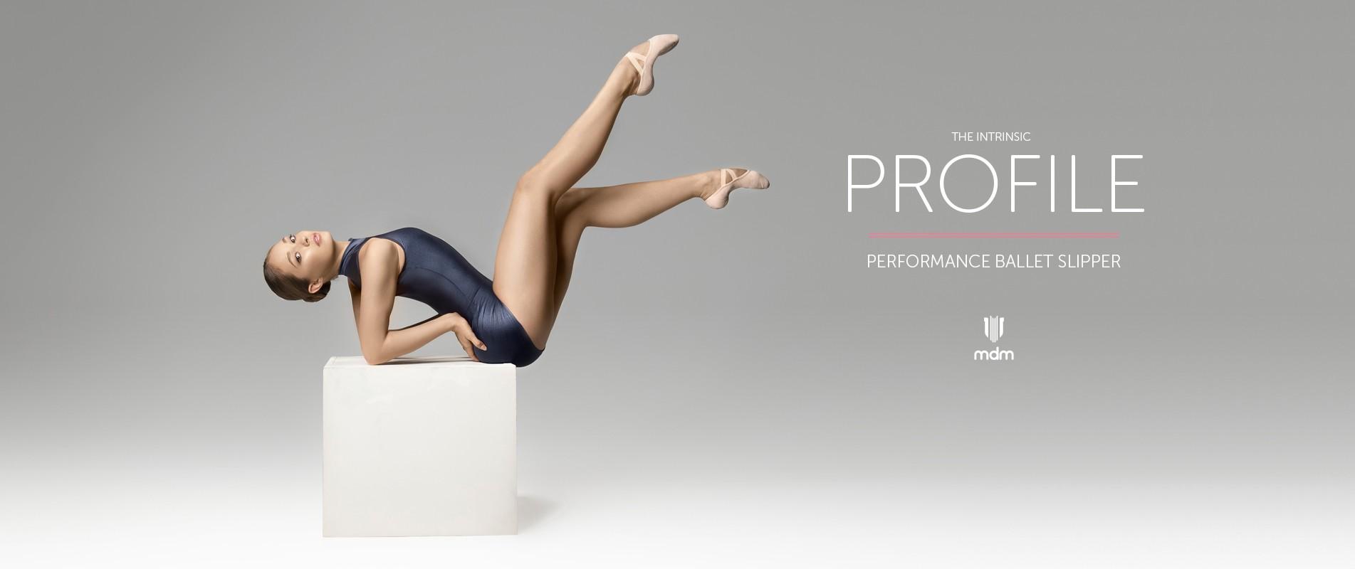 MDM flexibili ortopedici pentru balet