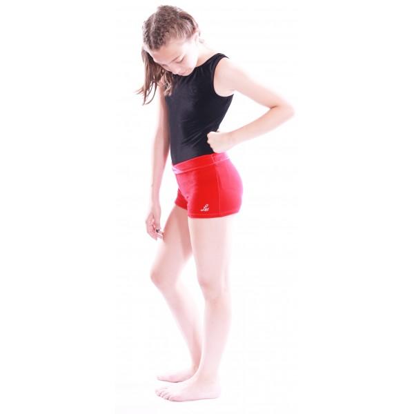 Bloch Leos Velvet, pantaloni scurți pentru copii