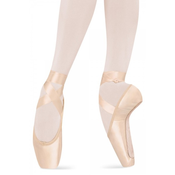 Bloch Double Face Soft Ribbon, panglici