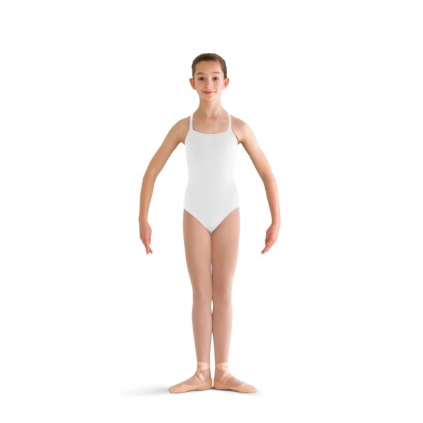 Bloch CL8720, costum de balet cu bretele subtiri