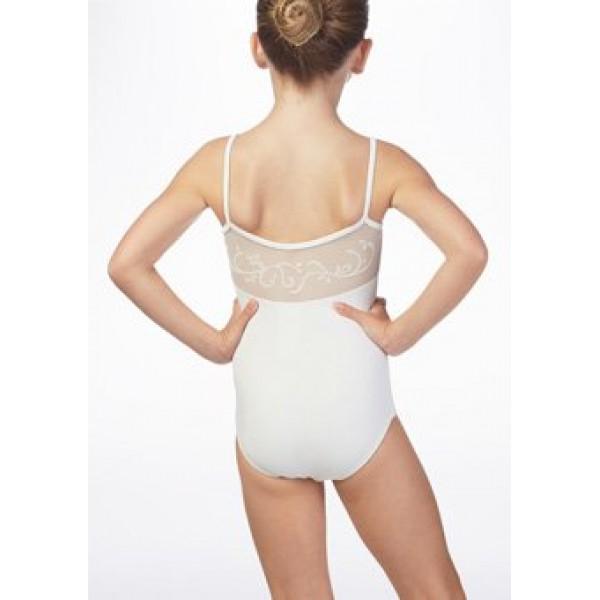 <span style='color: red;'>Prodej skončil</span> Bloch ALITA, costum de balet cu bretele subțiri pentru copii