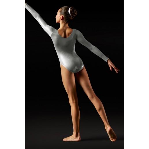 Bloch Foil, costum gimnastic cu mânecă lungă pentru copii