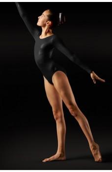 Bloch Foil, costum gimnastic cu mânecă lungă pentru femei