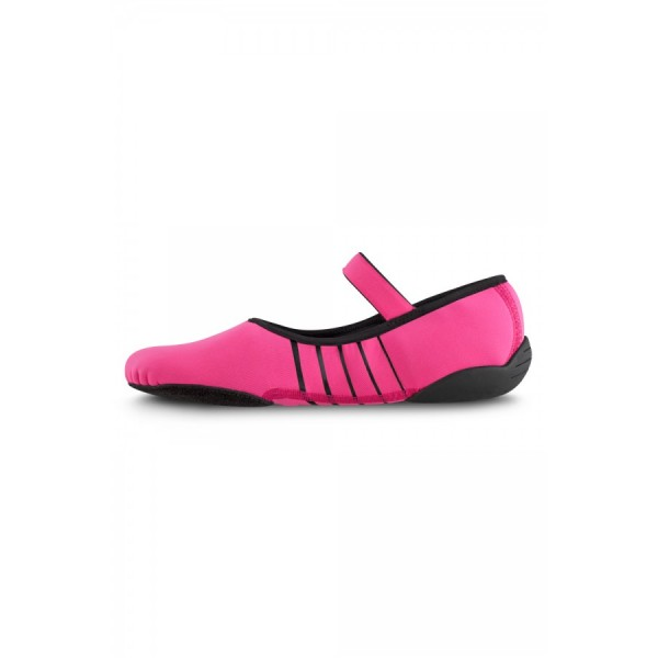 Bloch Sport Shoes Contour, pantofi de fitness cu tălpi de suede