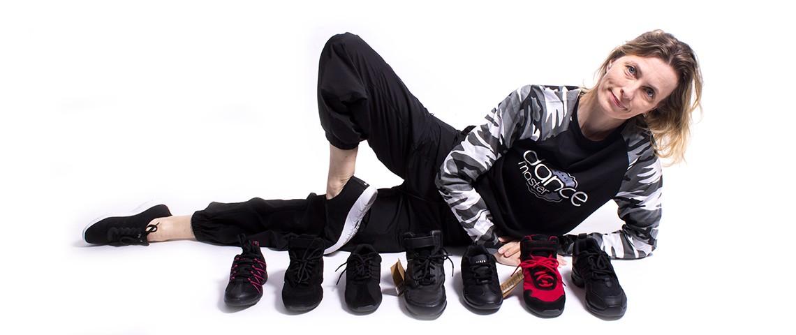 Cum să alegem sneakerşii de dans?