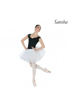 Sansha Filoua, fusta tutu