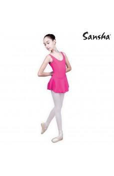 Sansha Fiona E516M, costum de balet cu fustă tutu pentru copii