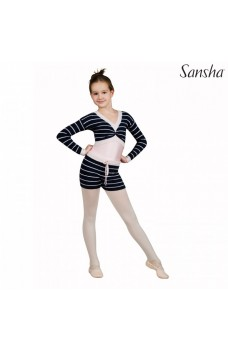 Sansha Kloris, pulover de balet pentru copii
