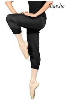 Sansha Reid, pantaloni pentru încălzire