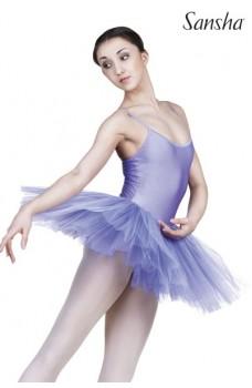 Sansha Dunya TF103C, costum de balet cu fusta tutu