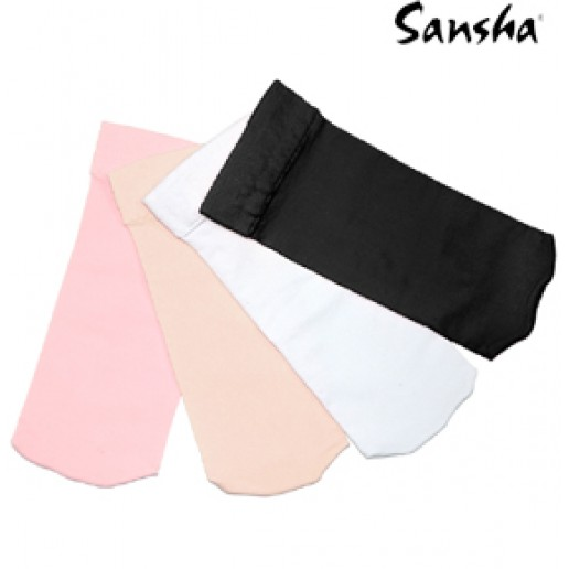 Sansha Nylon Sock T9006, șosete de dans
