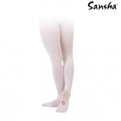 Sansha T90 Children T90CH, colanți convertibili pentru copii