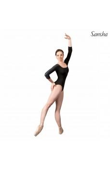 Sansha Albanne, costum de balet cu maneci 3/4