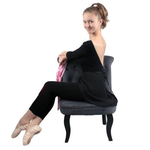 Capezio fusta petrecuta pentru balet