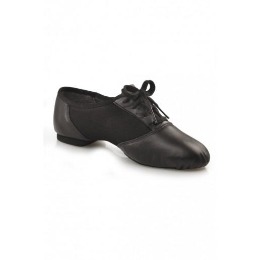 Capezio Suede Sole Jazz 458a, pantofi de jazz