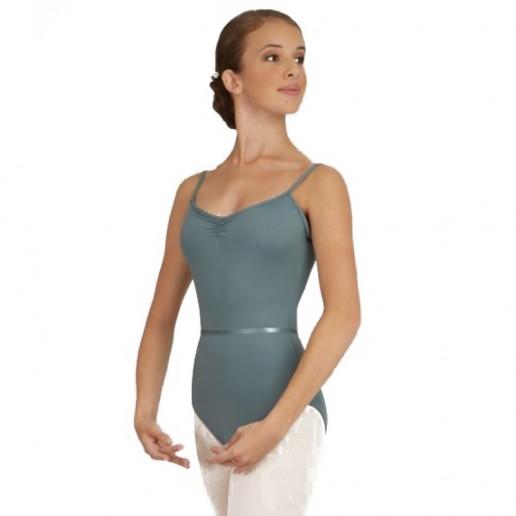 Capezio Pinch front, costum de balet cu bretele