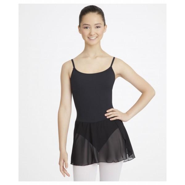 Capezio Camisole Dress MC150B, costum de balet cu fusta