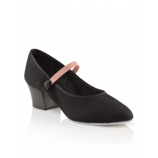 Caracterul Academiei Capezio, pantofi de caracter