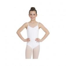 Capezio Princess Camisole Leotard CC101C, costum de balet pentru copii