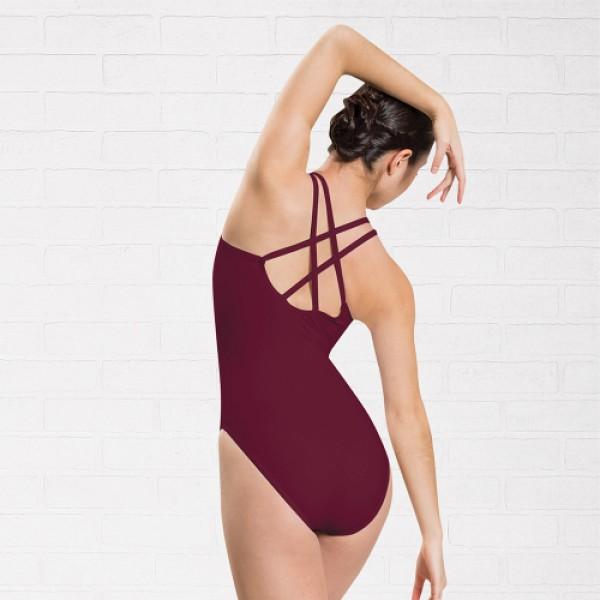 Capezio Double Strap Camisole Leotard CC123, costum de balet