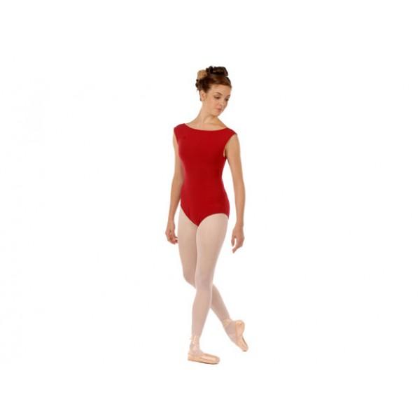 Capezio Boatneck Leotard MC220, costum de balet
