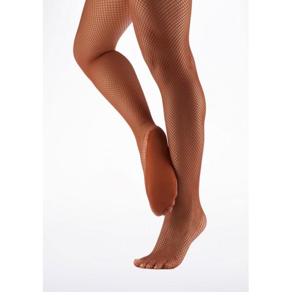 Professional fishnet seamless tights, ciorapi de plasă