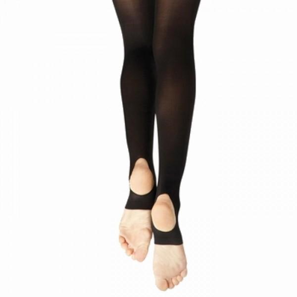 Capezio Hold Strech Stirrup, chiloți de balet