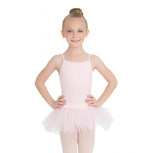 Capezio Tutu Dress, costum de balet cu fusta tutu