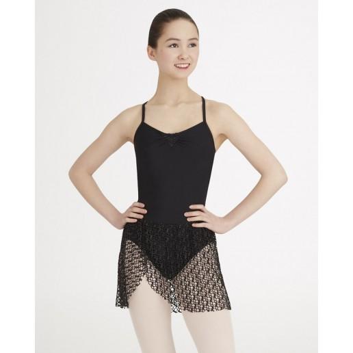 Capezio Camisole Dress 10188, costum de balet cu fusta