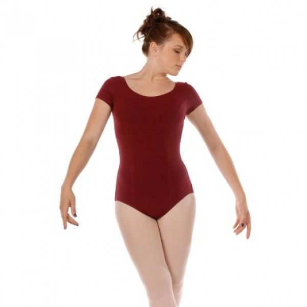 Capezio princess, costum de balet cu mânecă scurtă