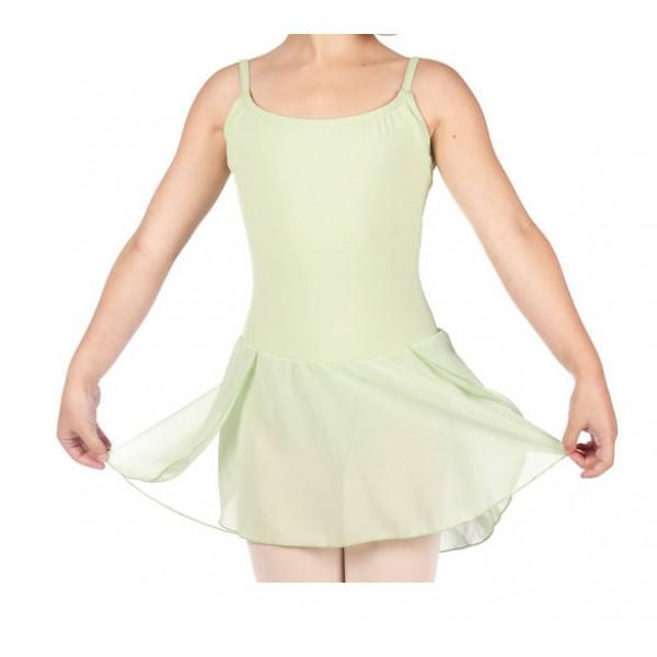 Capezio Camisole Dress MC150C, costum de balet cu fustă