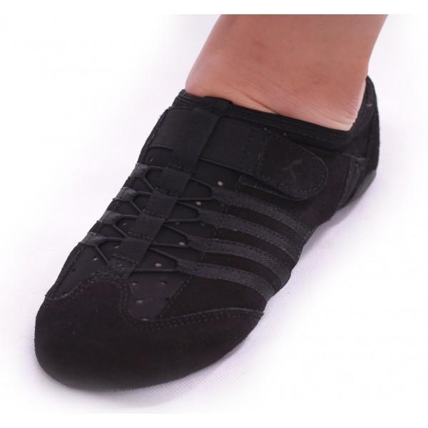 Capezio Jag PP15A, pantofi de jazz pentru copii