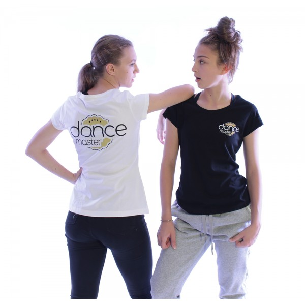 DanceMaster Tapered T, tricou pentru femei