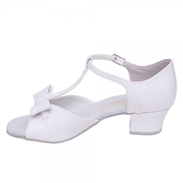 DanceMe, încălţăminte dans latin fetiţe cu fundiţă detaşabilă