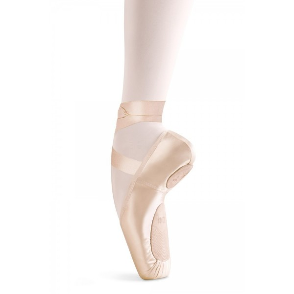 Bloch stretch satin ribbon, panglici elastice din satin