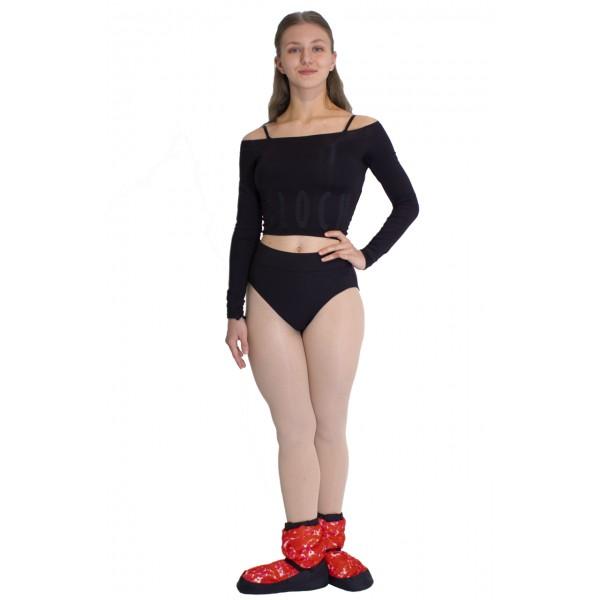Bloch Ladies Armelle Dance Brief, chiloţi de damă