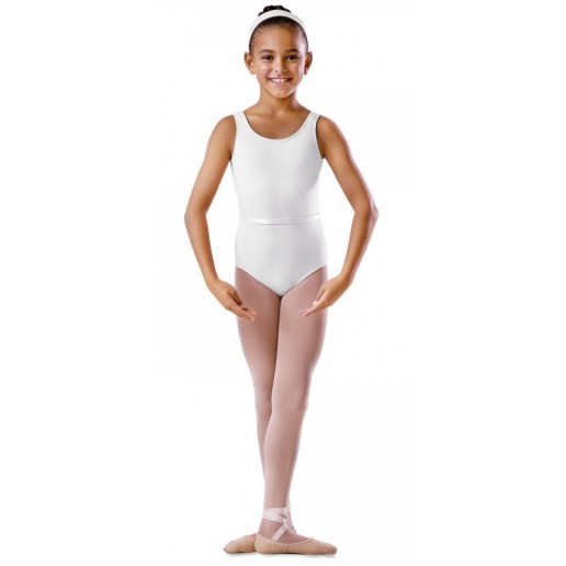 Bloch BU101C, costum de balet cu bretele late