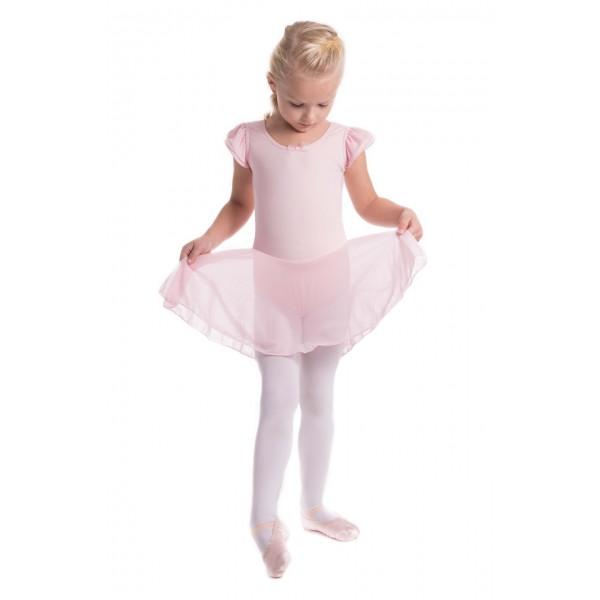 Capezio costum de balet cu fusta pentru copii
