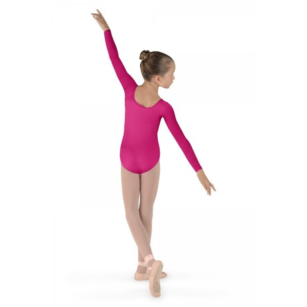 Bloch Meglio, costum de balet cu mânecă lungă