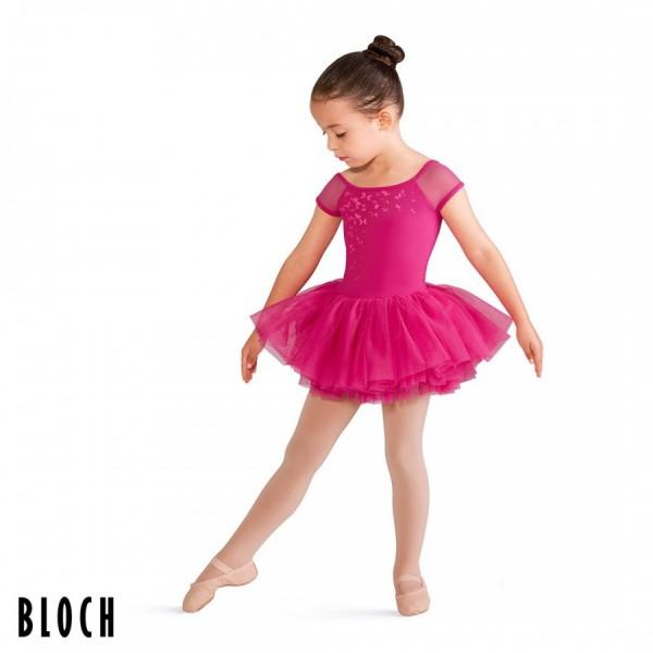 Bloch Abelle, dres pentru copii cu fustiţă tutu