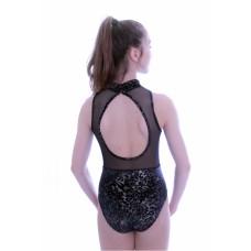 Capezio Damask High Neck, costum de balet