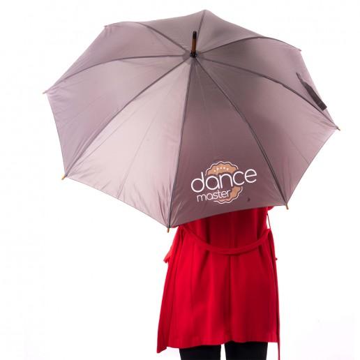 DanceMaster umbrelă cu mâner curbat