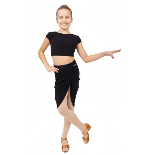 Practice, fustiţă pentru fete dansuri latine
