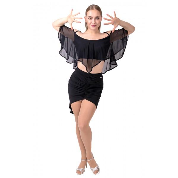 Practice II, fustă damă pentru dansuri latino