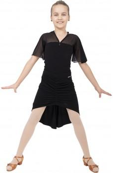 Practice II, fustă de fete dansuri latino