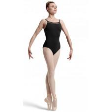 Bloch L7727 Eyal,costum de balet cu bretele subţiri