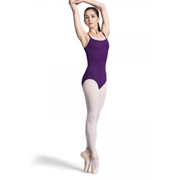 Bloch L8720, costum de balet cu bretele reglabile