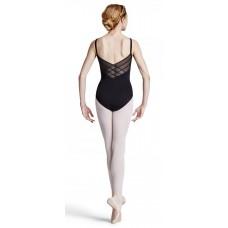 Bloch L8820 Allnatt,costum de balet cu bretele subţiri