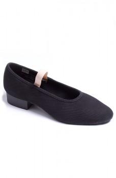 Sansha Rondo polka, pantofi de caracter din pânza